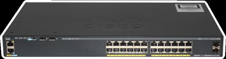Cisco - Catalyst - WS-C2960X-24TS-LL